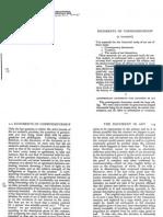 2. Bernard Berenson, Rudiments of Connoisseur Ship