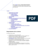 UTE es un acrónimo usado en España designado a Unión Temporal de Empresas