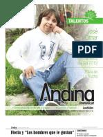 Revista Andina Dominical  (Diario de Los Andes) Edición 29 de enero 2012_EG