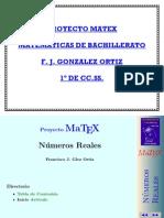 Proyecto Matex Bac 1 Ccss