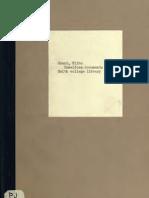 Cuneiform Documents, Smith Library