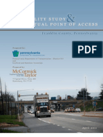 I-81 Feasibility Study  and Conceptual Point of Access