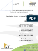 Cuentas Banco Nacional