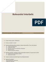 Bulevardul Interbelic