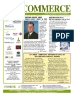 February 2012 Commerce Newsletter