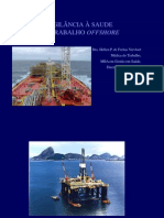 Trabalho Offshore e Saude