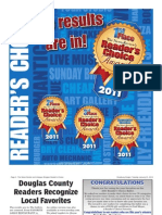 News-Review Readers Choice 2011