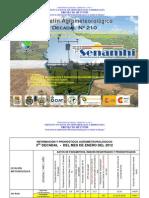 3er Decadal Enero 2012-Pando, Beni, La Paz- S. Borja, Reyes, Rurrenabaque, Cobija, Riberalta,…., Trinidad