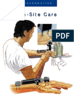 Pin Site Care