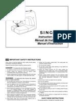 Singer Simple Model 3116