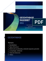 001 Geodatabase