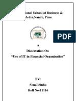 Sonal - Dissertation_report