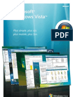 Datasheet Windows Vista Tableau if