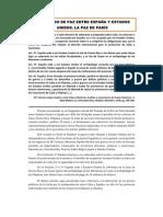 7.- EL TRATADO DE PAZ ENTRE ESPAÑA Y EEUU