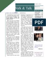 RiverWalk & Talk