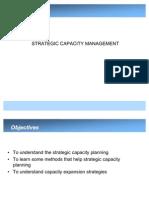 StrategicCapacityMgmt