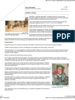 Recruitment of Child Soldiers Rising