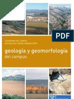 Geologia y Geomorfoloía Campus UAH