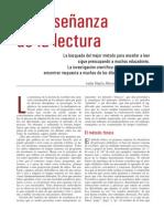Metodos de Lectura Al. y Carr.