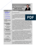 18th District e-Newsletter - February 2012