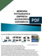 Memoria Fotografica Accesorios Ceramicos Al 06-02-2010