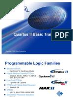 Quartus II Training