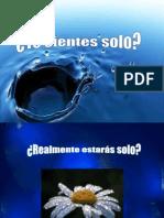 Te Sientes Solo