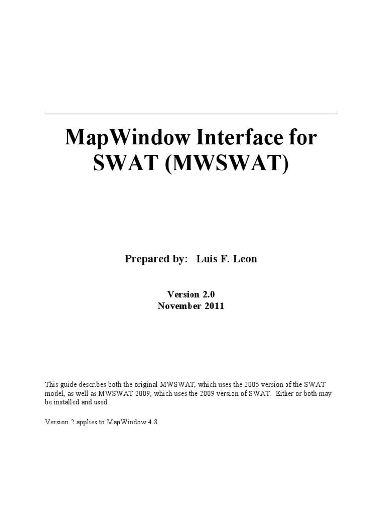 mwswat 2009