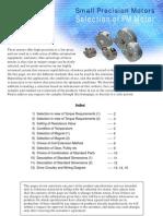 Minebea - Katalog Silnikow Krokowych