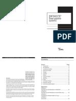 MSCL Handling Instal Manual 2007