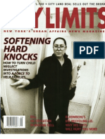 City Limits Magazine, July/August 2003 Issue