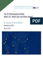 The US Pharmaceutical Market_Doug Long