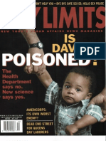 City Limits Magazine, September/October 2003 Issue