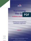 Community Engagement Pathfinder Programme - Problems & Processes Report 1