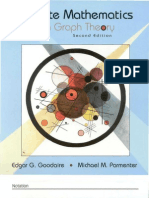 Discrete Mathematics With Graph Theory by Edgar G. Goodaire and Michael M. Parmenter