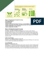 CSSI List Serv 2-1-2012