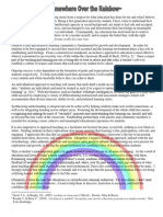 Philosophy of Ed One Page Summary