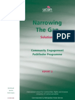 Community Engagement Pathfinder Programme - Solutions Report 2