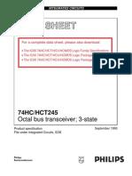 74HC245 (Buffer)