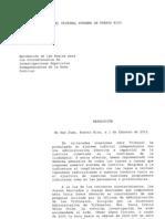 Supremo Reglas Investigacion NotiCel