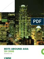 Reits Asia 2h2008