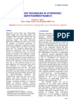 Vladimir V. Riabov- Simulation Techniques in Hypersonic Aerothermodynamics