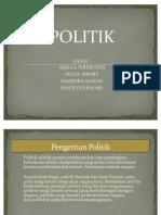 PKn. Politik Indonesia