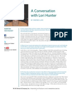 Lori Hunter Interview
