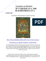 THE MIRACULOUS ACTIVITY SADHANA OF VAJRAKILAYA