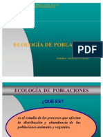 Eco Clase 3 Ecologia Poblaciones