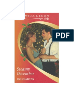 Ann Charlton - Steamy December