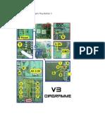 Diagrama de Montagem Play Station 2