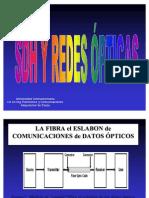 SDH y Redes Opticas