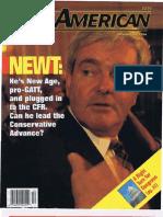 Tna 10-25-19941212 Newt Newage Progatt Cfr